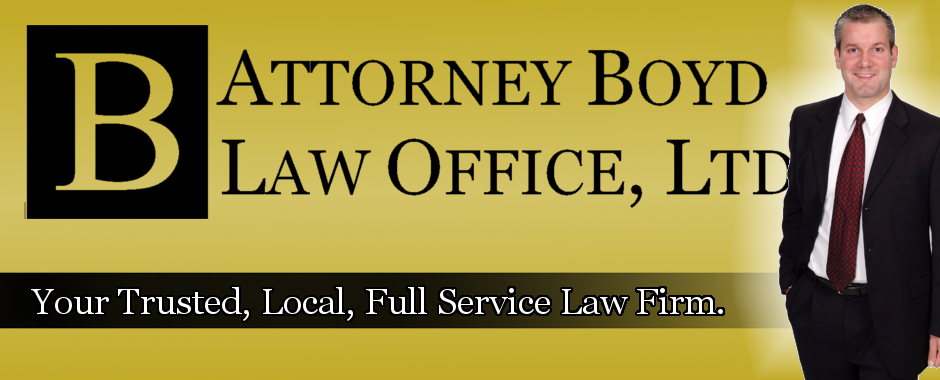 Attorney Boyd Law Office, Ltd. Main Cover Image