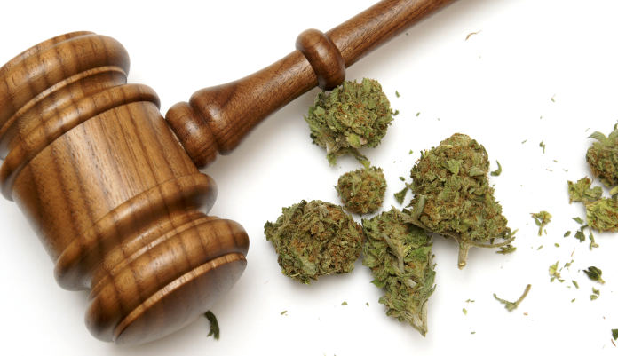marijuana and the legal system